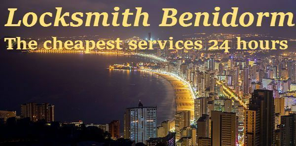 we are the cheapest locksmith benidorm